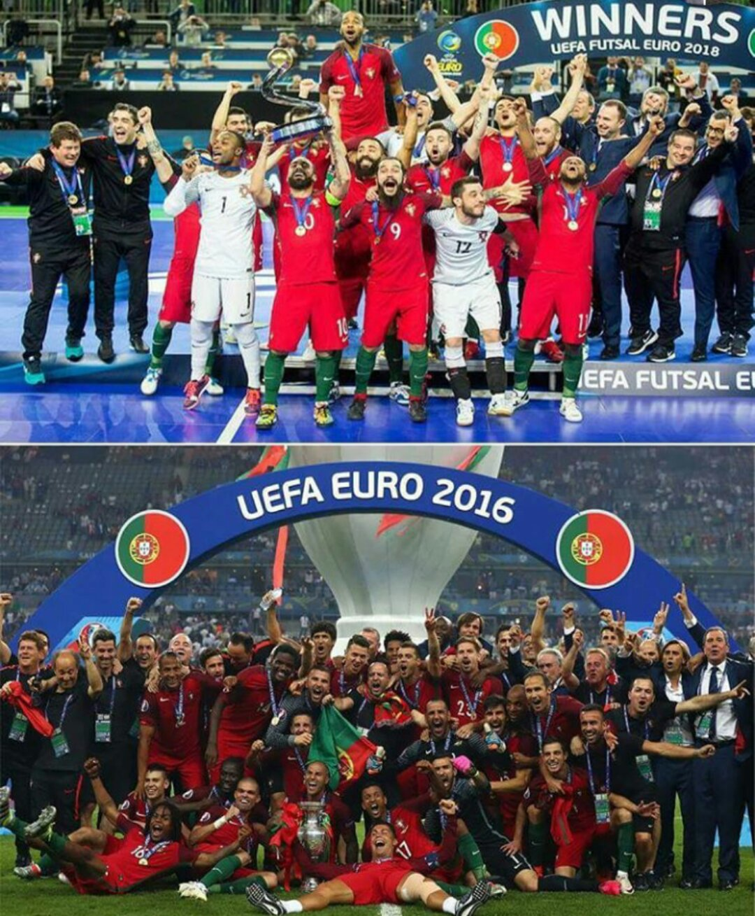 Portugal je prvak Europe u futsalu!